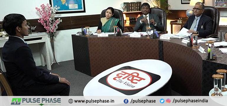 Drishti IAS Mock Interview