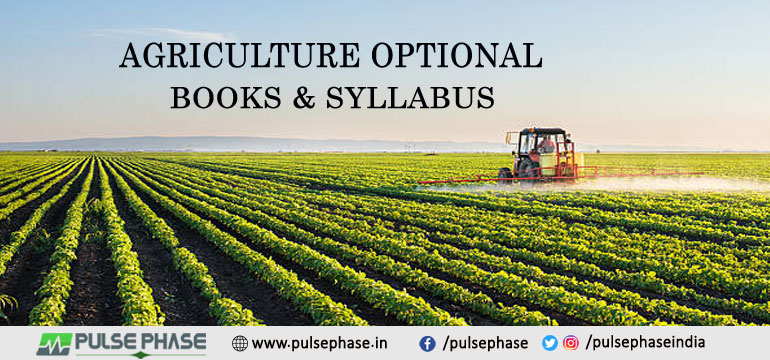 Agriculture Books & Syllabus for UPSC