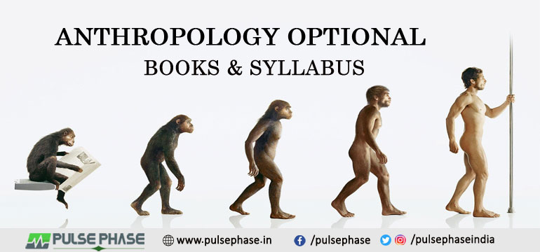 Anthropology books and Syllabus for UPSC