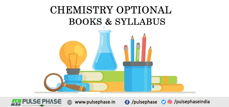 Chemistry Books and Syllabus