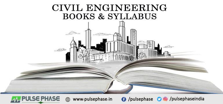 Civil Engineering Books and Syllabus
