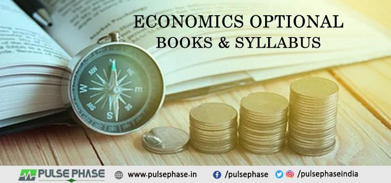 Economics Books and Syllabus