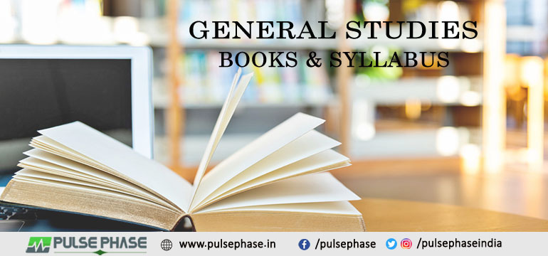 General Studies Books and Syllabus