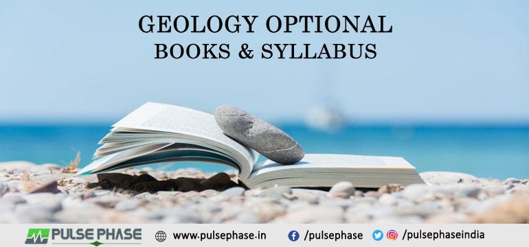 Geology Optional Books & Syllabus