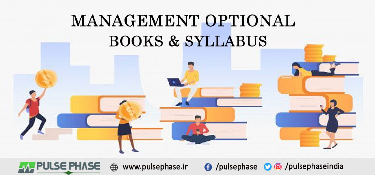 Management Books and Syllabus