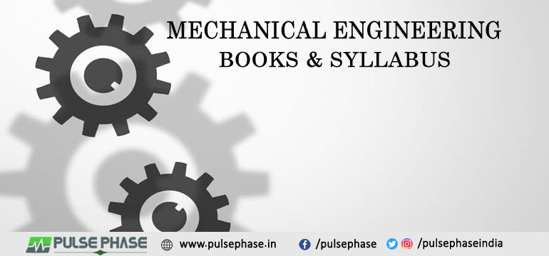 Mechanical Engineering Books and Syllabus