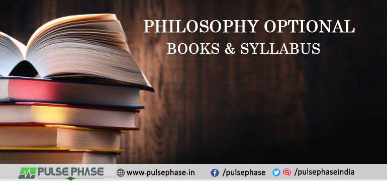 Philosophy Optional Books & Syllabus for UPSC
