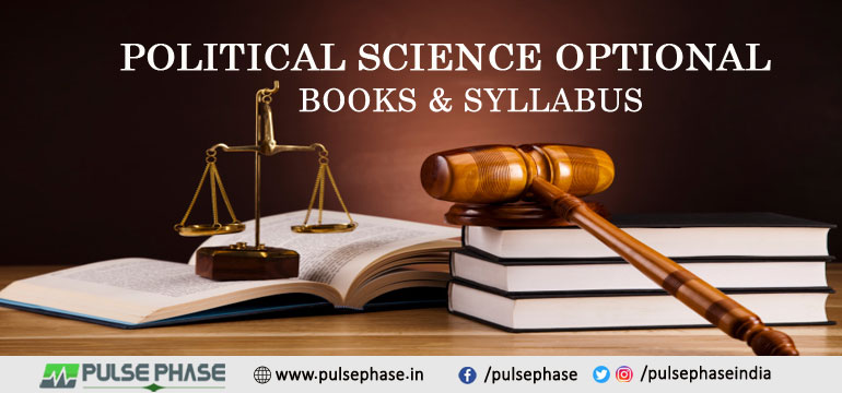 Political Science Books and Syllabus for UPSC