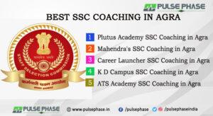 Top 5 Best SSC Coaching in Agra