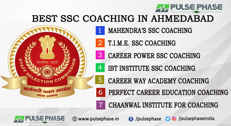 Best SSC Coaching in Ahmedabad