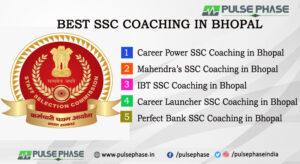 Top 5 Best SSC Coaching in Bhopal