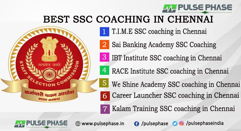 Best SSC Coaching in Chennai