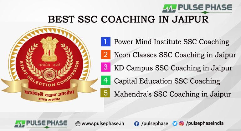 Best SSC Coaching in Jaipur