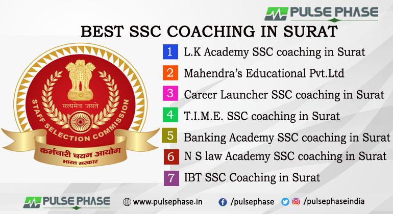 Best SSC Coaching in Surat