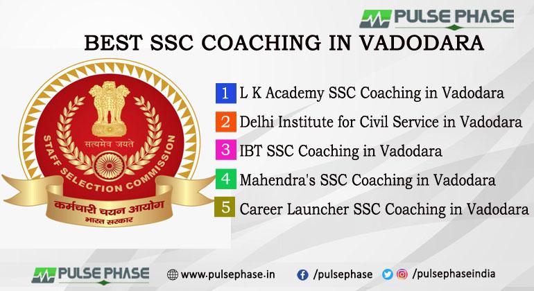 Best SSC Coaching in Vadodara