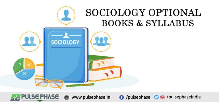 Sociology Optional Books & Syllabus