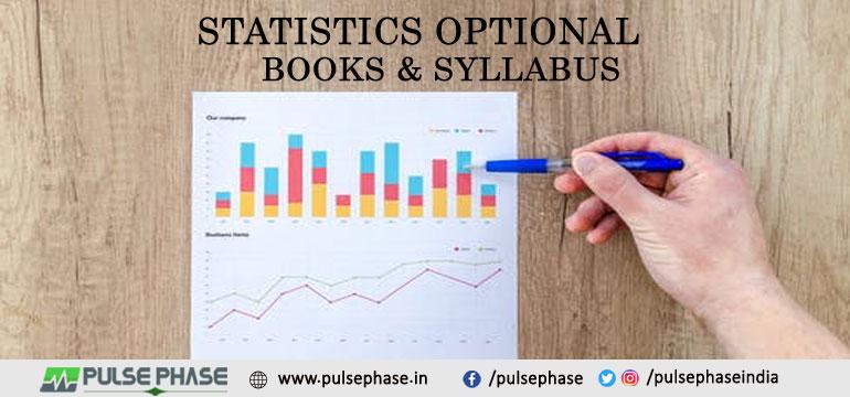 Statistics Optional Books & Syllabus