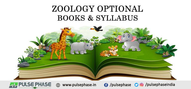 Zoology Optional Books & Syllabus