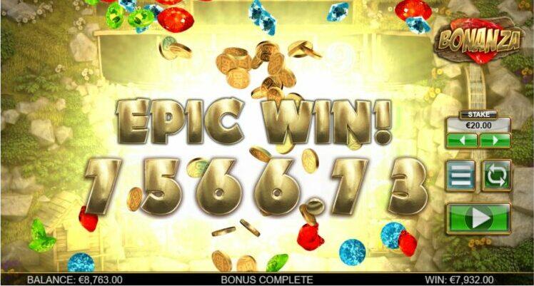 Bonanza Slot Big Win
