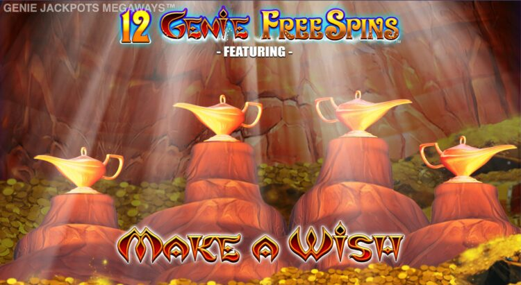 genie make a wish