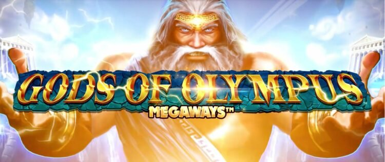 gods of olympus megaways slot review