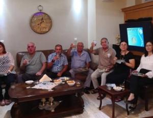 מועדון רוטרי משגב פרויקט זרעים של שלום