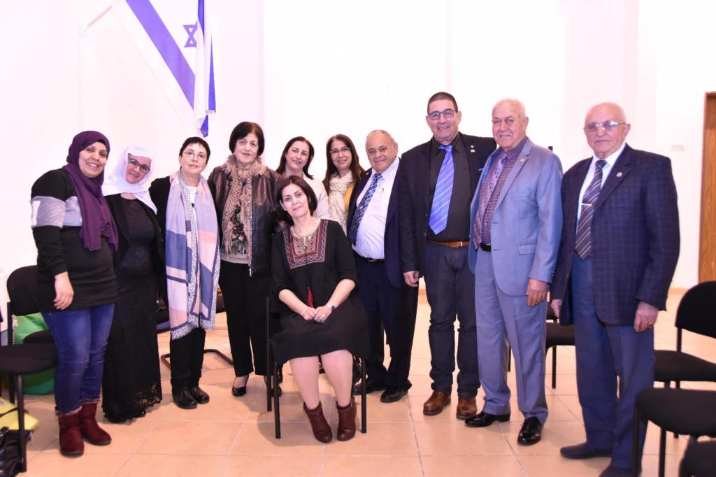 משתתפים בפרויקט עברית מדוברת בראמה