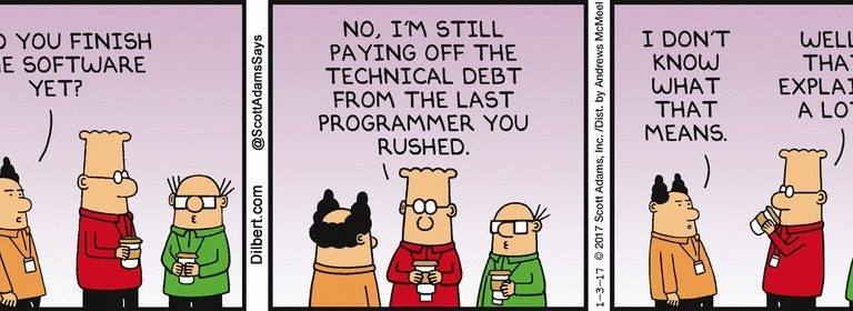Pay your Technical Debt with Digital Transformation