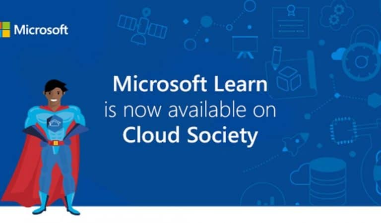 Exciting news: Microsoft Learn is now available on Cloud Society!