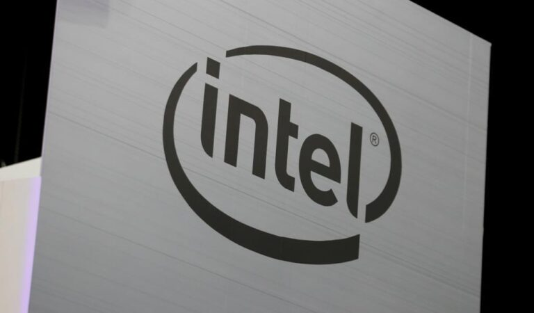 Intel executives have brought up the prospect of licensing chipmaking technology from external firms