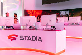 Google's Stadia service will test out touchscreen controls on Android maybe relase a 'direct touch' feature too