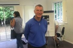 Brian - even our golf professional provided samples!