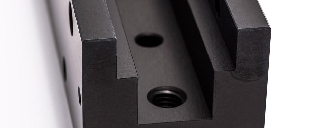 CNC machined machine part nottingham