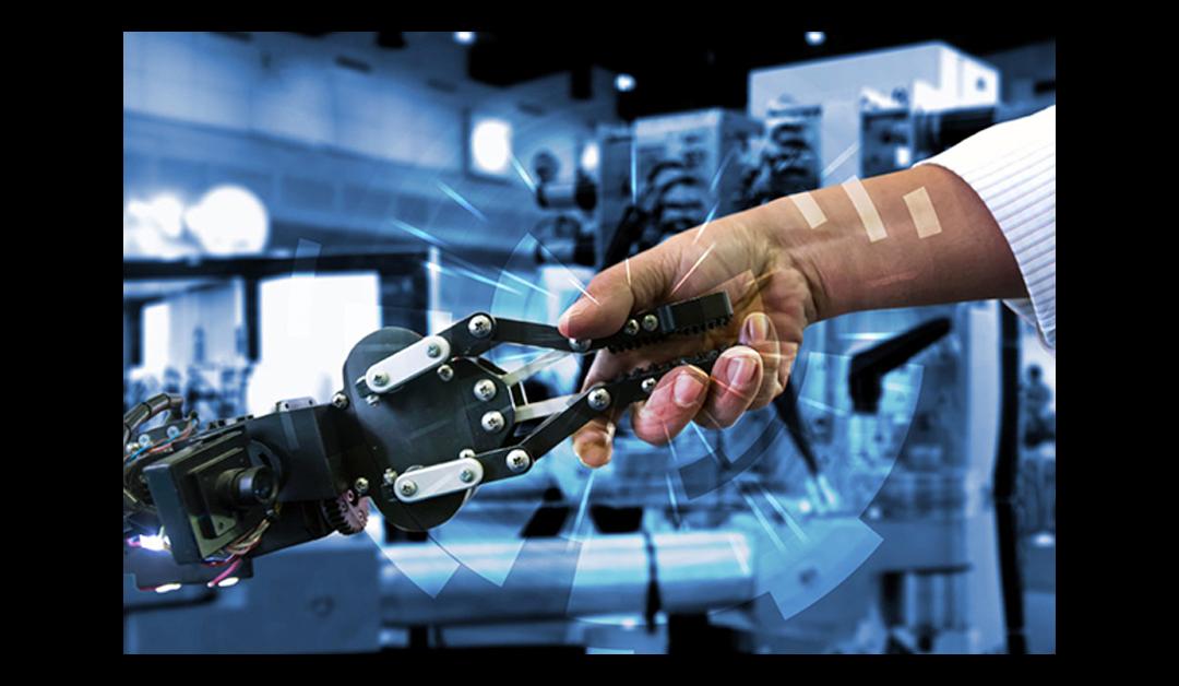 Säkra effektiviseringen med Industri 4.0 och förstå Industri 5.0