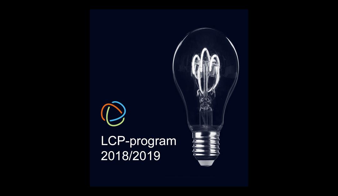 Certifierad Underhållschef med LCP-programmet 2018/2019