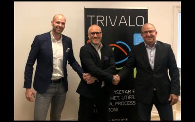 Trivalo blir ny strategisk partner till IFS i Skandinavien