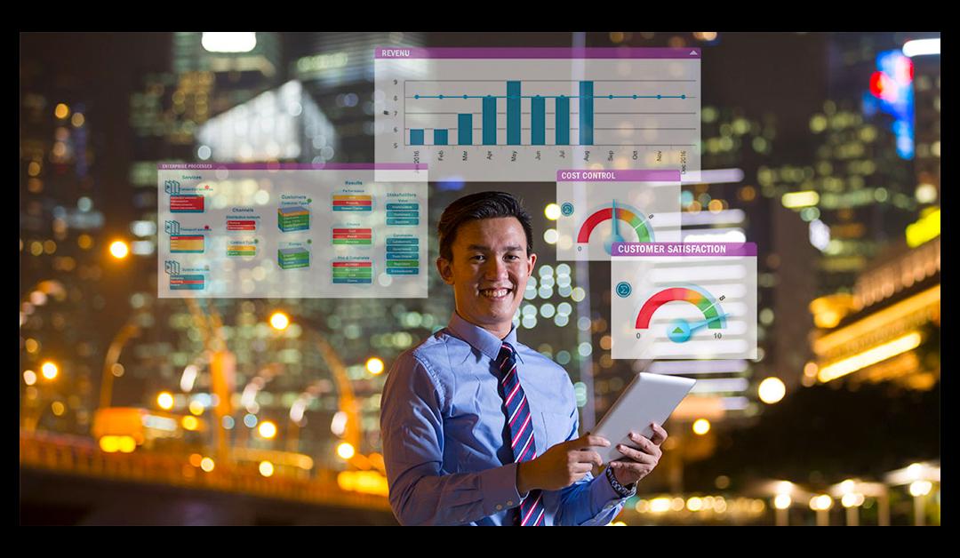 Hur ska ni göra er förflyttning för att bli mer datadrivna?
