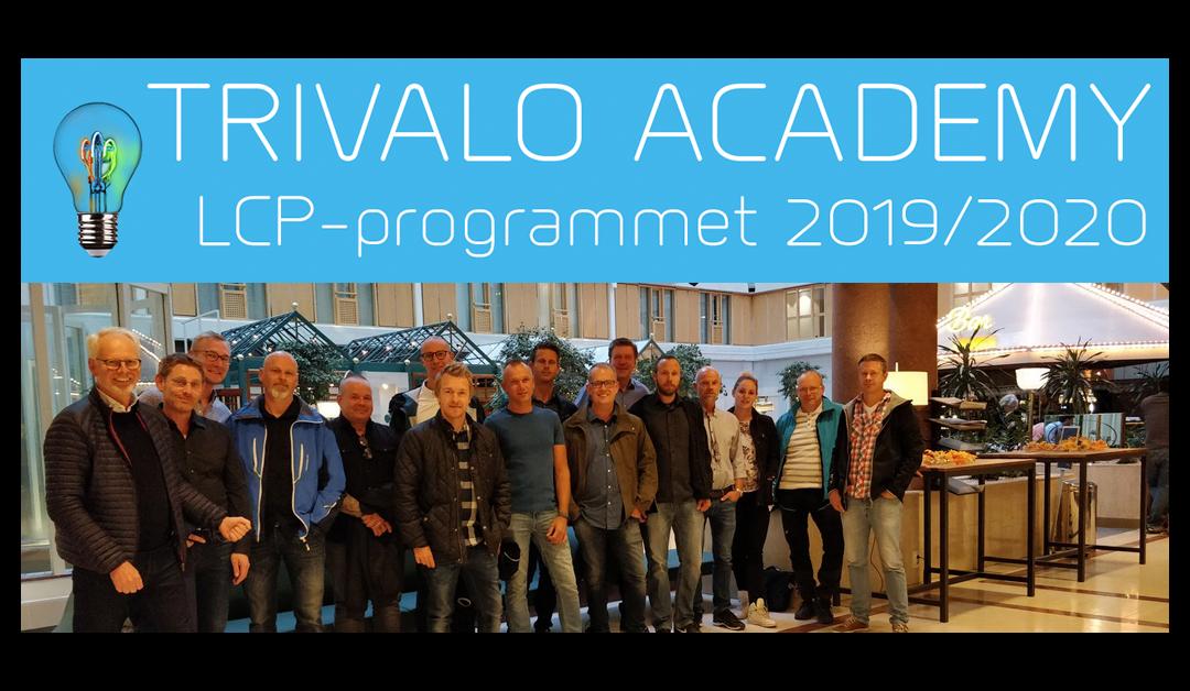 Trivalo LCP-programmet 19/20 – År 28!