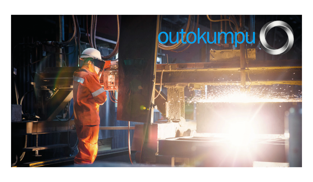 Outokumpu får nya insikter från sitt data