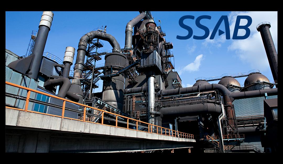 SSAB Luleå tar sikte på Datadrivet Underhåll
