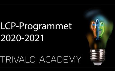 LCP-programmet 2020/2021 närmar sig