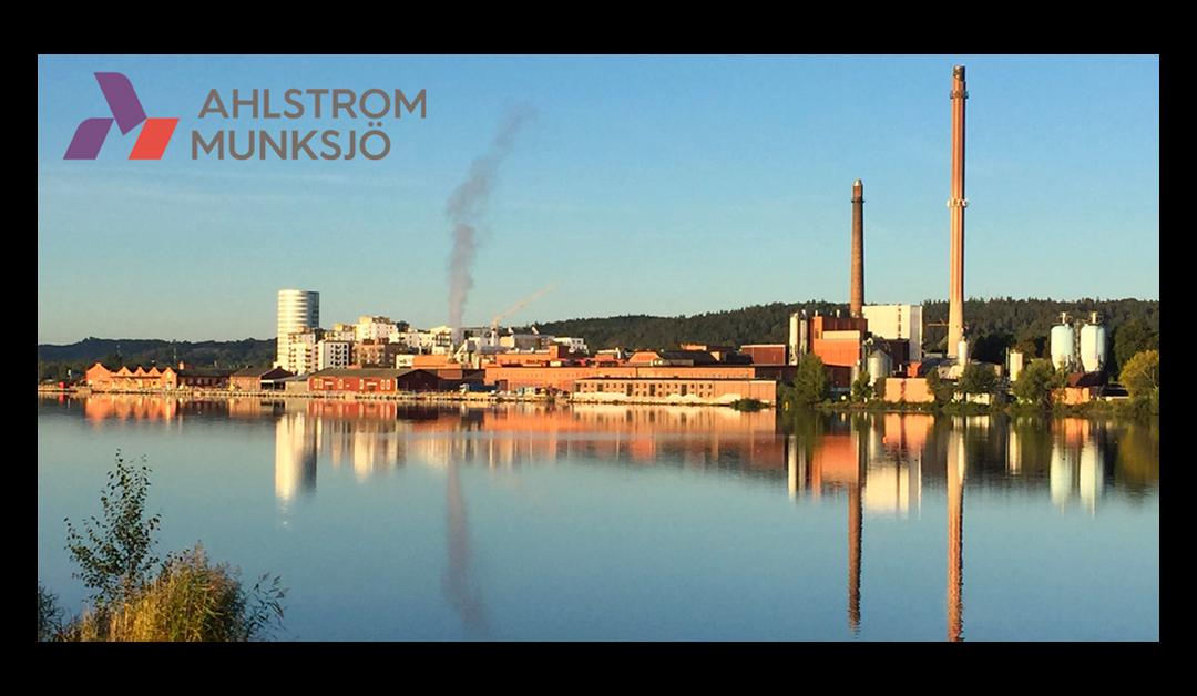 Audit på distans hos Ahlstrom-Munksjö i Jönköping