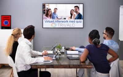 Välkommen på virtuell afterwork med Trivalo