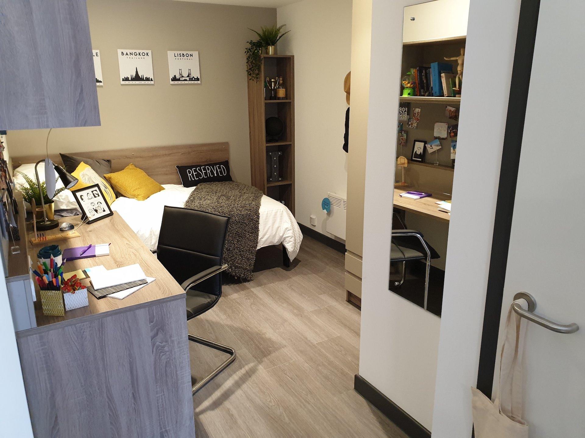 Friars Road Bedroom