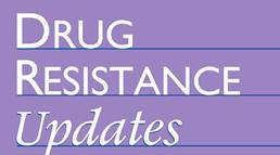 Drug Resistance Updates