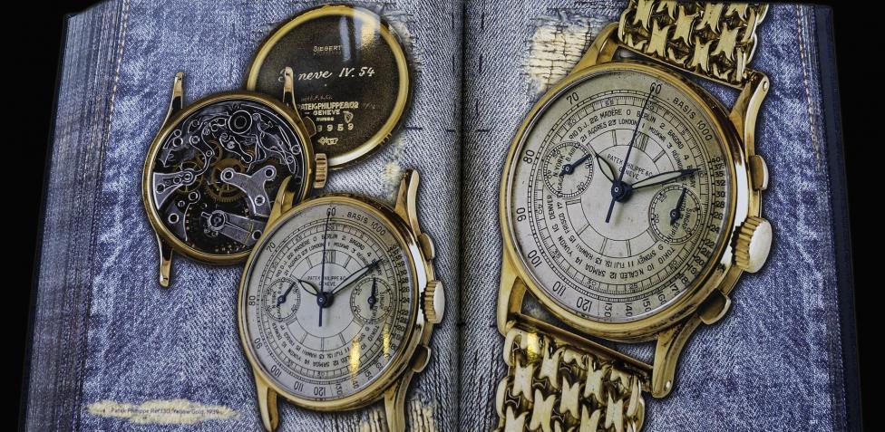 inversion reloj coleccion