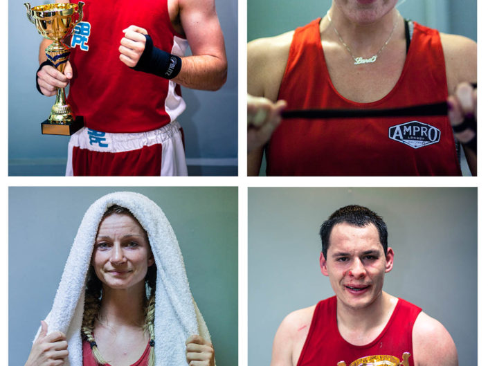 WHITE COLLAR BOXING – EDITORIAL