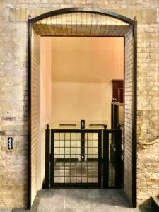 Bow Hotel Wheelchair lift