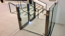 Stainless Steel disabled access lift