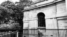 DDA Lift at church of the east